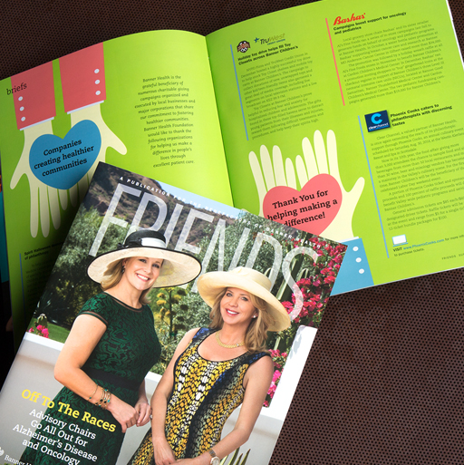 FRIENDS Magazine